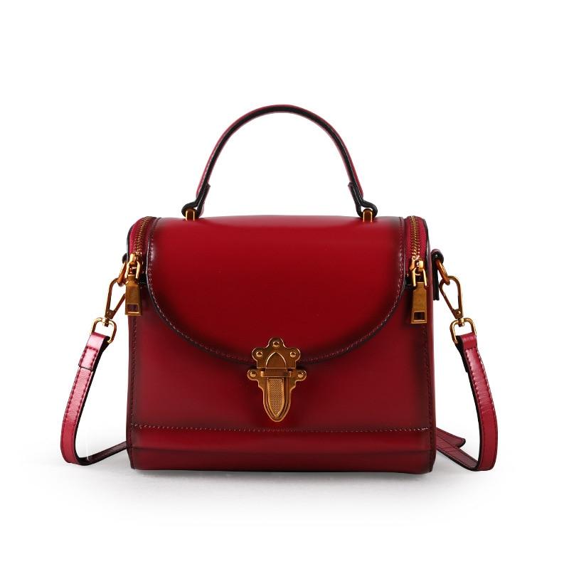 IMIDO européen de luxe célèbre design vintage docteur sac sac à bandoulière sac à bandoulière pour les femmes