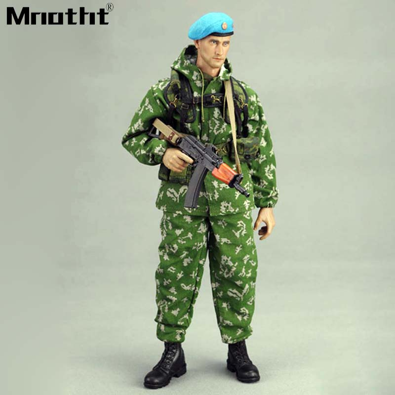 KGB-003 1/6 Russian VDV Scout airborne troops for 12inch Action Figures Toys KGB003 Collection airborne pollen allergy