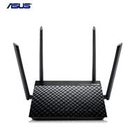ASUS RT-AC1200 1200 150mbps Wifi נתב Wifi להקה כפולה יציאת USB 2.0 4-port Gigabit נתב 2.4 גרם & 5 גרם תדר מצוין Wifi נתב