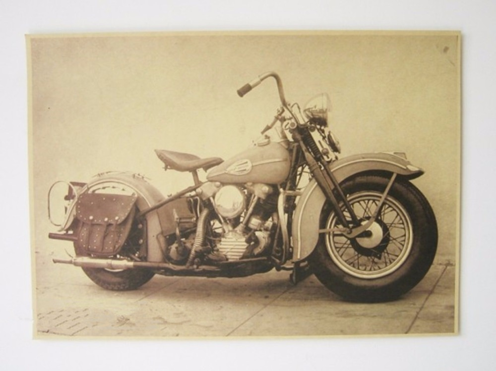 Inspiration 90+ Motorcycle Wall Decor Design Ideas Of Motorcycle ...