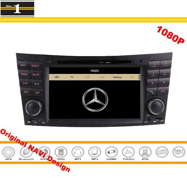 Mercedes Benz Navigation Dvd