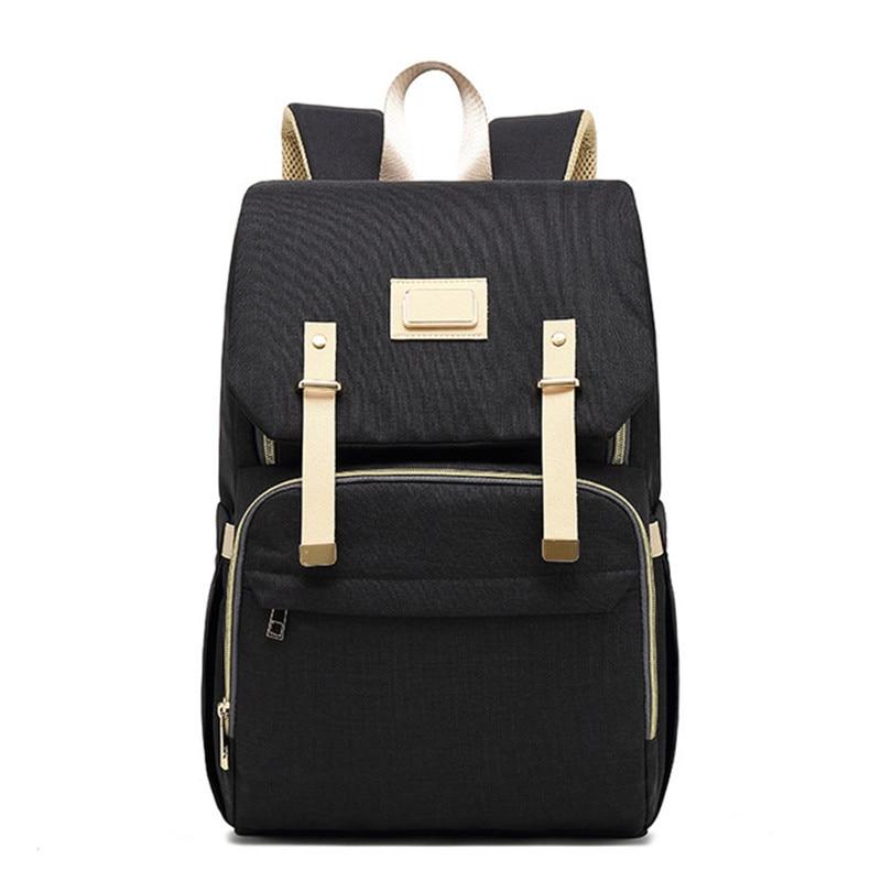 Newest Fashion Mummy Maternity Nappy Bag Brand Large Capacity Baby Bag Travel Backpack Designer Nursing Bag for Baby Car