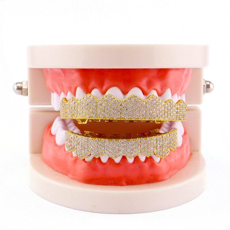 MAXGOODS Funny Fake Vampire Denture Teeth Halloween,10 PCS