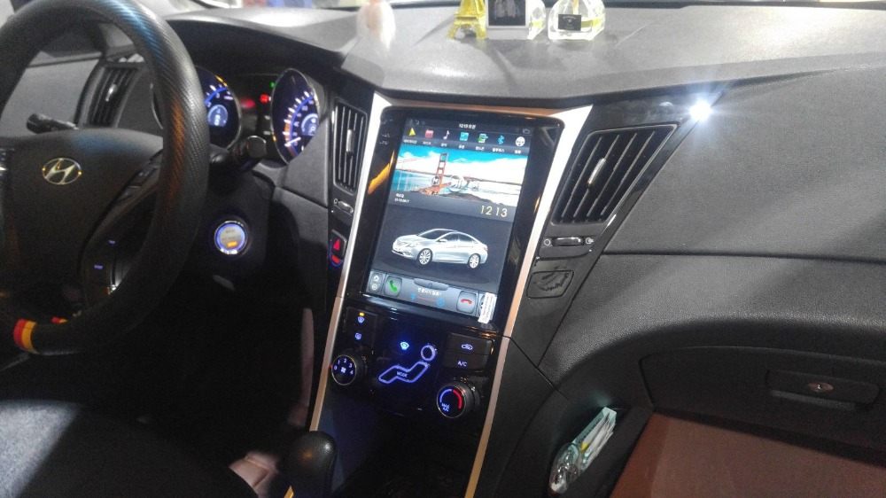 10 4 Vertical Screen Tesla Style Android 7 1 Car Dvd Gps