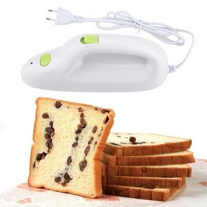 Image 2 - Кухонная электрическая пила для замороженного мяса, нож, режущие инструменты 220 240 в, автоматические кухонные ножи для хлеба, индейки, зубчатый нож