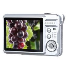 """2016 El Más Nuevo 18MP 2.7 """"TFT LCD cámara de Vídeo Digital Cámara Zoom Digital de 8X DV HD 1280×720 Envío Libre"""
