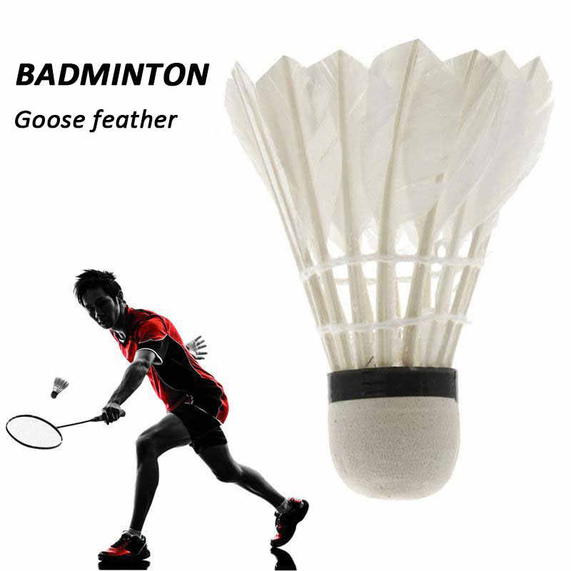 1pc Badminton Shuttlecocks NAS Outdoor Sport Supplies Heath Colorful Badminton Balls Outdoor Sports Indoor Sports Accessories