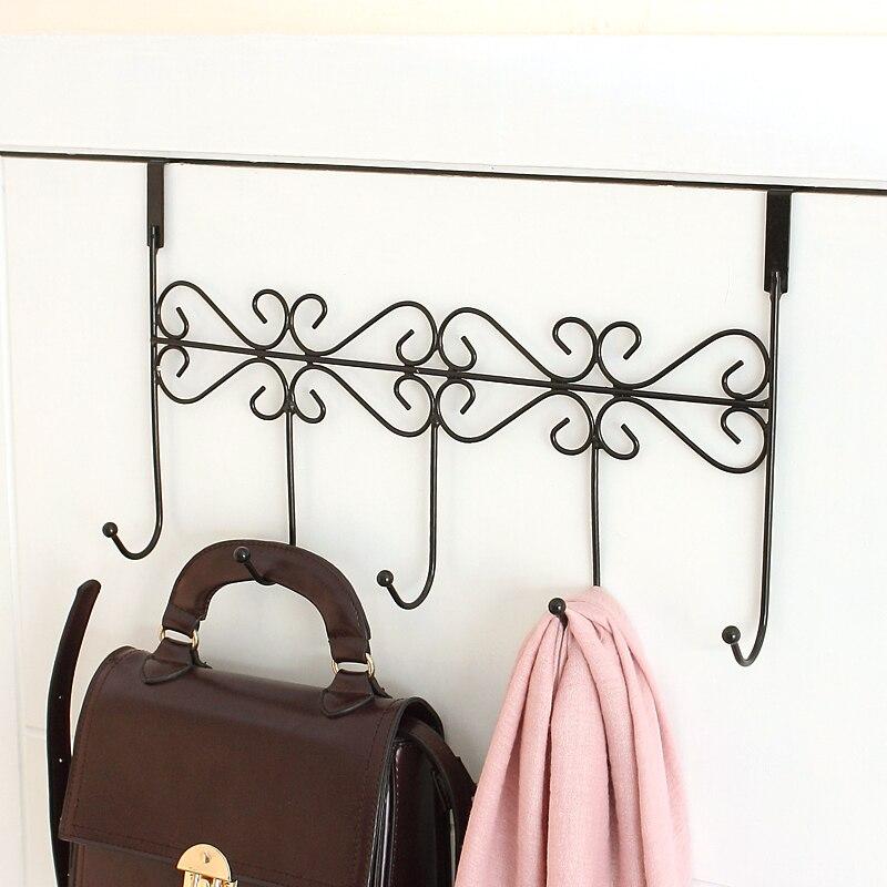 Creative Metal Coat Hooks For Bag Keys Wall Decorative For Hooks Clothes Door  Hangers HSB132(