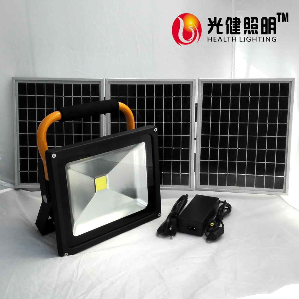 50W running time 8hours LED solar lantern  dimmable camping light max running time 12hours switch dimming   LED flood light