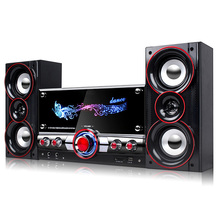 KINCO Home Party Wireless HIFI System Karaoke Bluetooth Devices 3D Surround Sound Music Center System for Relaxing Yourself