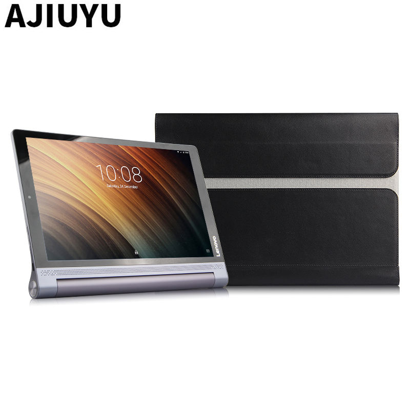 For Lenovo YOGA Tab 3 Pro Case Cover tab3 Pro Case sleeve Protective Smart Leather Tablet yoga YT3-X90L X90F yt3 X90M PU 10.1 new original for lenovo thinkpad yoga 260 bottom base cover lower case black 00ht414 01ax900