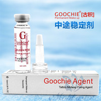 Goochie Fixing Agent Effective Lock The Color Be Ok For Any Tattoo Ink Pigment Embroidery Permanent