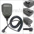 Altavoz mic micrófono para motorola portátil de radio cb walkie talkie gp68 gp88 gp300 ep450 cp160 cp140 cp88 cp040 cp100 cp125