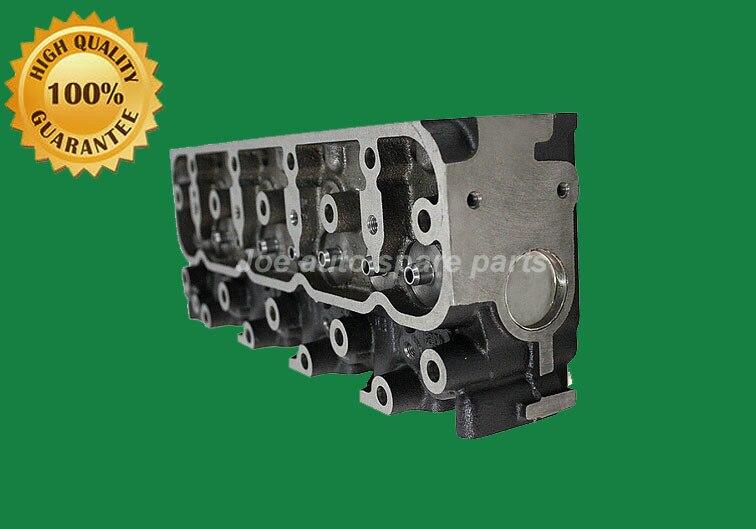 4JA1 2.5 8v Cylinder head for ISUZU/Campo/Trooper 2499CC 2.5D 93MM 1988 8 94125 352 6 8 94431 520 4