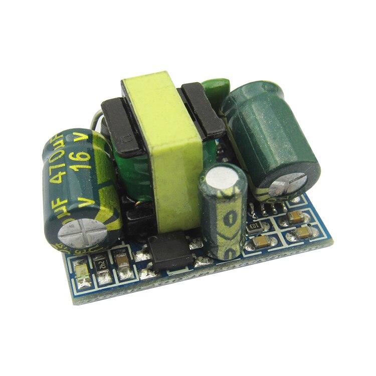 Precision 12V 450mA (5W) switching power supply <font><b>module</b></font>, bare board /<font><b>LED</b></font> <font><b>module</b></font>, /AC 220 to 12V
