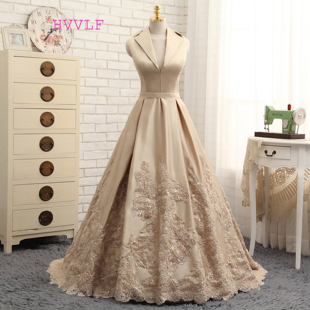 Champagne Gown