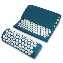 Yoga Acupressure Mat Set w/ Carry Bag