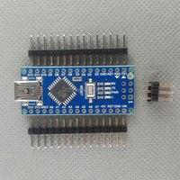 Freeshipping 5pcs Lot Nano 3 0 Controller Compatible For Arduino Nano CH340 USB Driver NO CABLE