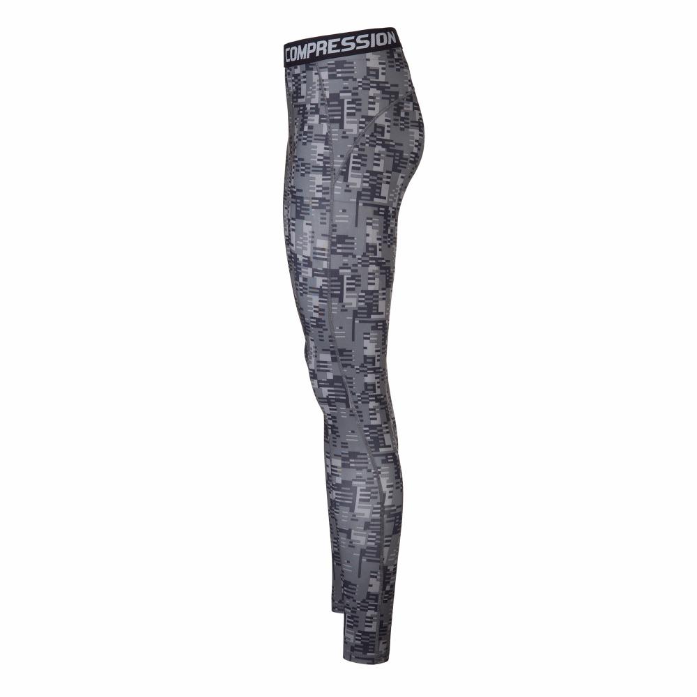1b5bb55dfb 20017 New running pants mens athletic compression tights sports fitness  yoga jogging pants football running leggings trousers-in Running Pants from  Sports ...