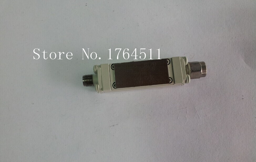 [BELLA] Imported IMC 14.6278-14.8246GHZ RF Microwave Bandpass Filter SMA