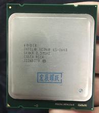 Процессор Intel Xeon E5-2640 E5 2640 шестиядерный C2 настольный процессор 100% нормальный рабочий процессор 2,5 LGA 2011 SROKR