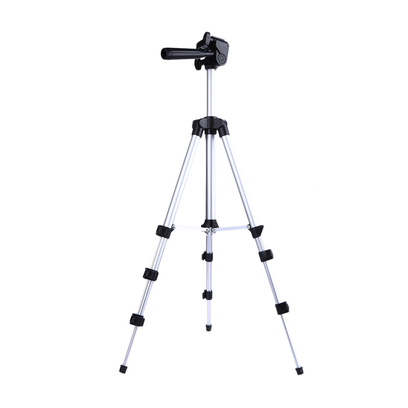 (Unfolded 1060mm) Portable Professional Camera Tripod High Quality Universal Tripod For Camera / Mobile Phone / Tablet