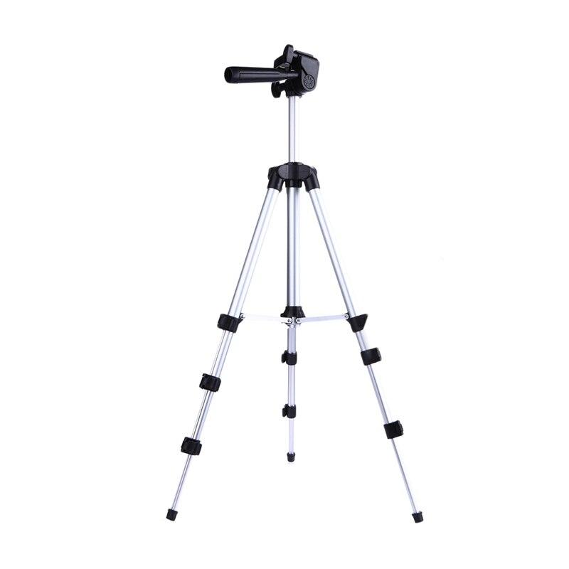 ALLOET Desdobrado 1060mm Tripé Profissional Tripé de Câmera Portátil Universal de Alta Qualidade Para Câmera/Celular/Tablet
