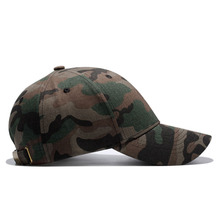 [AETRENDS] 2017 Camouflage Snapback Bone Caps Men's Baseball Cap Hiphop Hat Z-5280