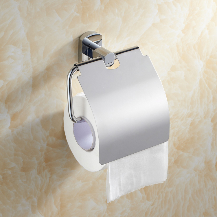 paper box roll holder bathroom accessories toilet paper holder creative wall mounted roll tissue holder