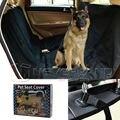 Fundas de Asiento de coche Del Animal Doméstico Impermeable Oxford Coche Asiento de Atras Interior Accesorios Fundas de Asiento de Coche Estera de Viaje para Mascotas Perros D25