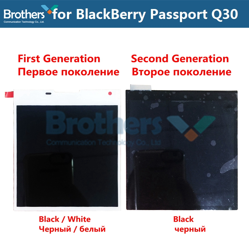 US $12 59 19% OFF|LCD Display For Blackberry Passport Q30 Touch Screen  Digitizer LCD Screen for Blackberry Passport Q30 LCD Phone Replacement  AAA-in
