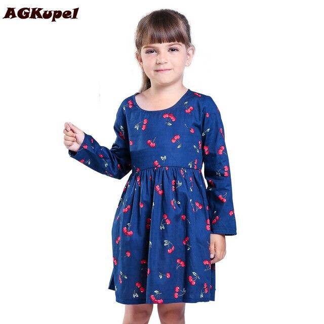 Hot 2018 New Arrival Summer girl dress Print pattern Children tutu dresses for girls baby girl clothes Sleeveless girls dresses