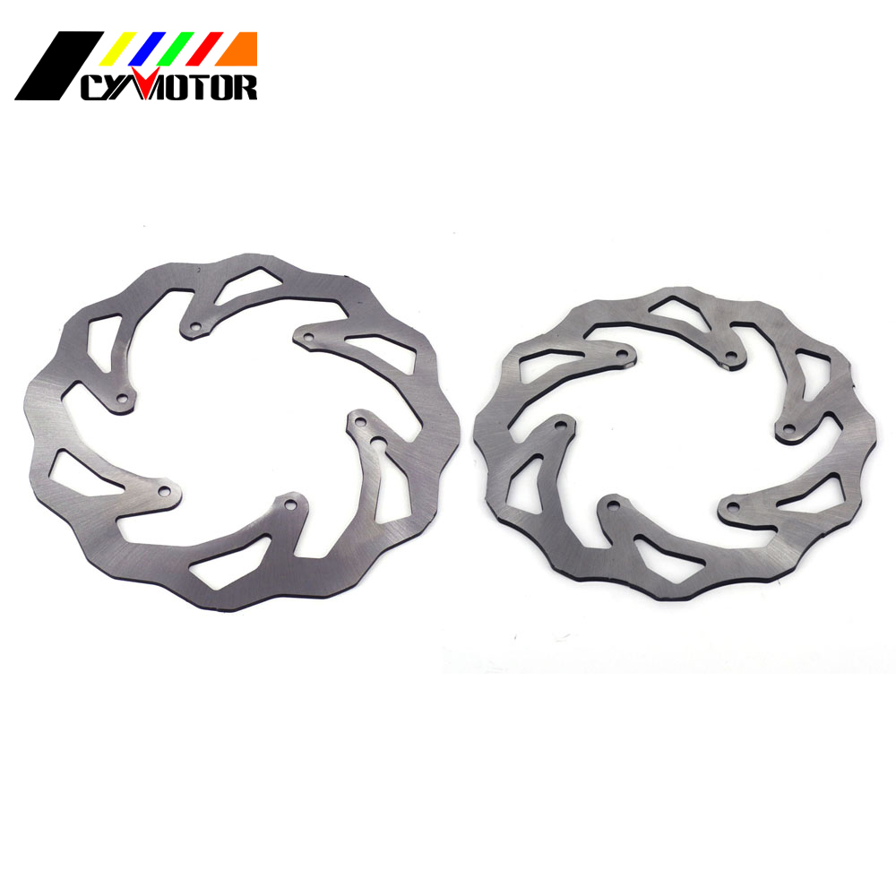 Motorcycle Steel Rear Front Brake Disc For KTM EXC300 GS300 MX300 MXC300 SX300 XC300 GS350 SX