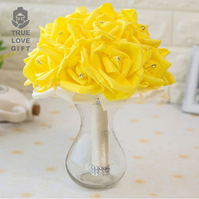 Wedding Bouquets Bridal Accessories Supplies Decoration Flower Party
