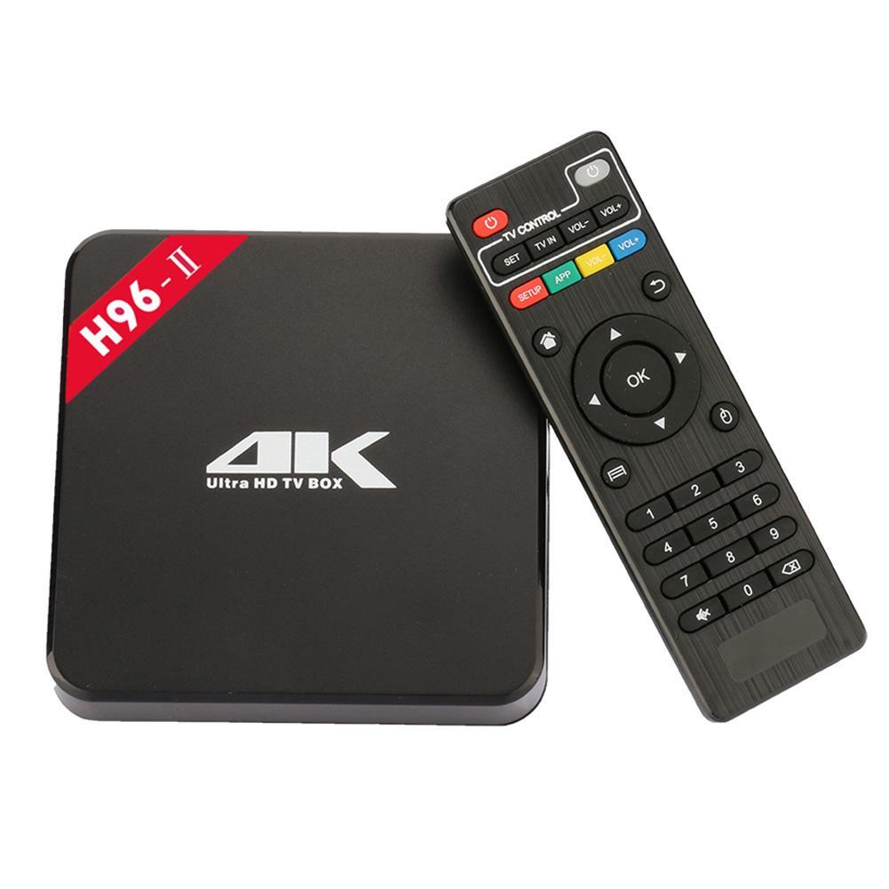2 + 16G pour Amlogic S905X Mini TV décodeur WiFi lecteur multimédia pour Android 7.1 bonne qualité