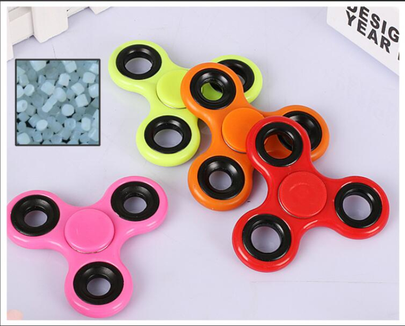 Magic Fingertip Gyroscope toys Spinner Finger Tri Spinner Metal Gyroscope Classic Beyblades Fidget Cube Relieve Stress