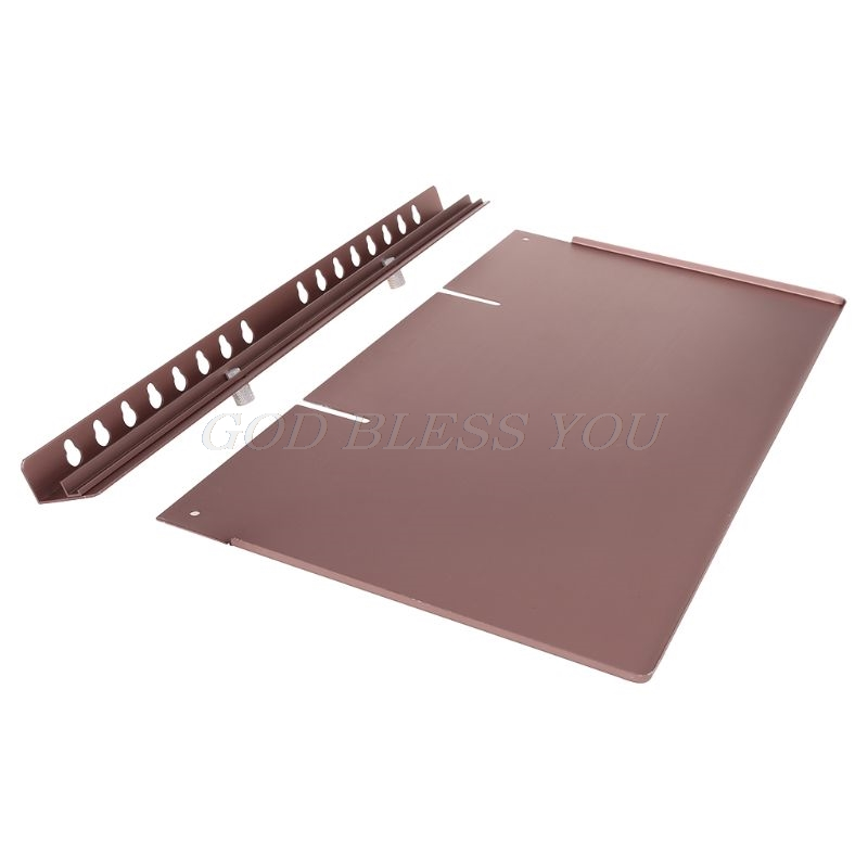 Artist Easel Tray Aluminum Alloy Replacement Sketch Rack Folding Storage Trays