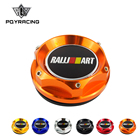 PQY - Ralliart Racing Engine Oil Cap Oil Fuel Filler Cover Cap For For Mitsubishi PQY6315
