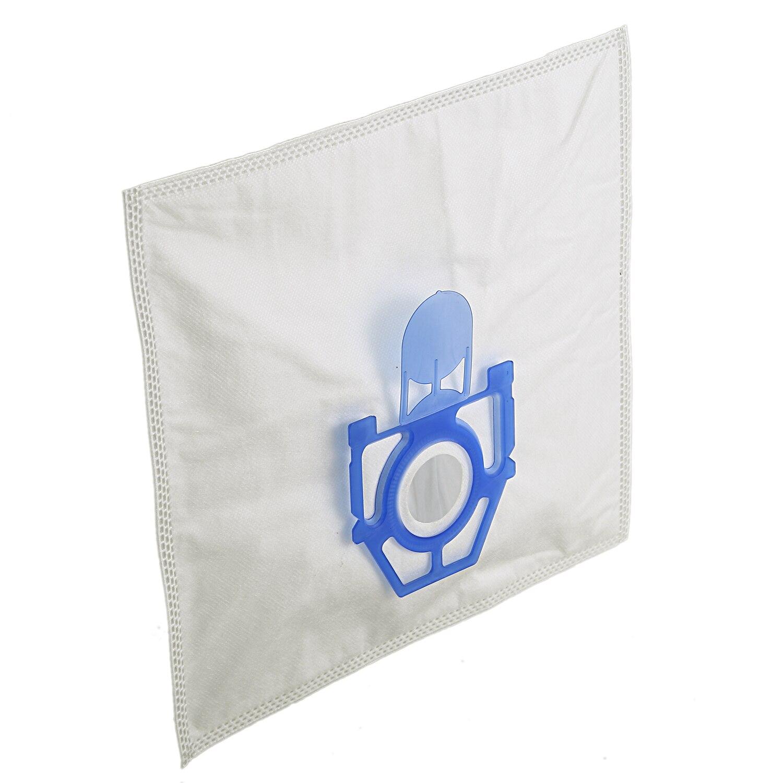 Nouveau Non-tissé tissu sac à poussière pour ZELMER ZVCA100B 49.4000 fit Aquawelt 919.0 st ZVC752 Aquos 829.OSP 819.5 Maxim 3000 Flip 321