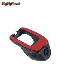 цена на BigBigRoad Car wifi DVR Video Recorder dash Cam camera For Fiat Viaggio S Ottimo 500 Freemont 500X Panda Bravo linea Punto