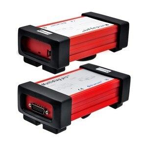 Image 5 - DHL Geben! (2016 R0/2015 R3) rot Multidiag Pro mit Bluetooth VD TCS CDP + 21 sprachen + VOLLEN satz 8 stücke AUTO KABEL für Autos & lkw