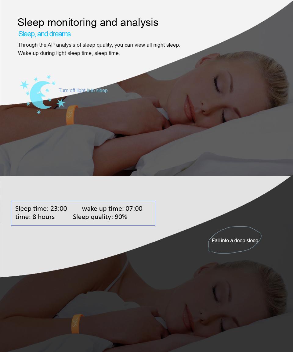 Smart Wristband W5P Smart Bracelet Pedometer Sleep Tracker Temperature Display Smart band Fitness Tracker Smart watch For PC 9