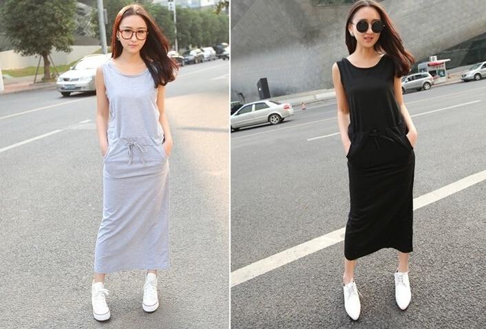 Vestidos algodon mujer