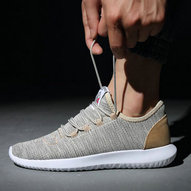 Men Footwear Zapatos Hombre Casual Sneaker Men Chaussure Homme Shoes Men Casual Shoes Lightweight Breathable Flats 45.46 LL-41Z