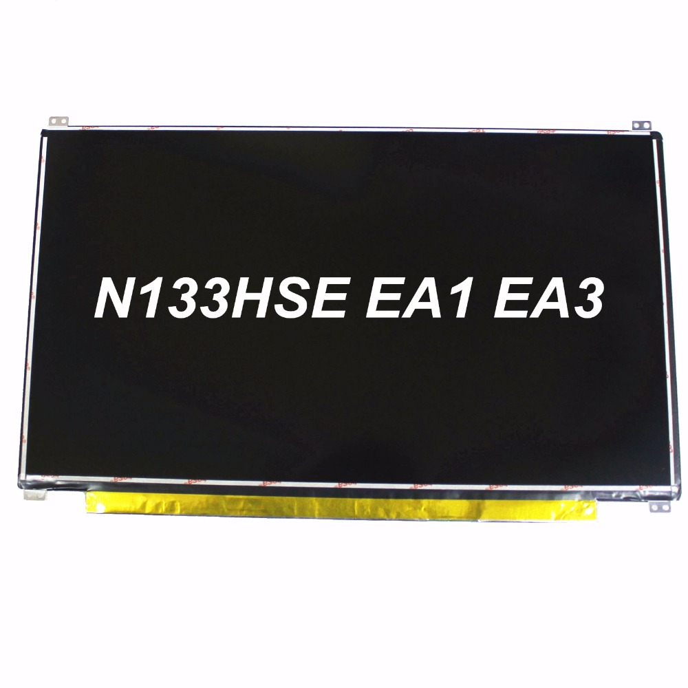13.3 inch LED Display FOR ASUS Zenbook UX31 UX31A UX32 UX32VD UX32LA 1920*1080 EDP N133HSE EA1 EA3 REV. C1 IPS Laptop LCD Screen все цены