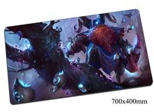 Bard Mouse Pad 700X400X2 Mm Mousepad Gaming Gear LOL Gamer Mouse Mat Pad Permainan Komputer Berkeliaran sementara Padmouse Bermain Tikar(China)