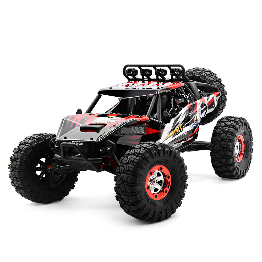 Feiyue FY07 1:12 RC Car 2.4G 4WD 35KM/H RC Off-Road Desert Truck RTR 40A CVT ESC Monster Truck Rock Crawlers Vehicle Toy Gift цены