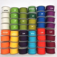 10 ярдов/рулон, 2 мм, 4 мм, 7 мм, 13 мм, натуральный шелк тафта шелковые ленты для вышивки и рукоделия проекта, подарочная упаковка