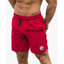 Fitness Shark Sommer Jogger Shorts Männer Patchwork Laufsport Workout Shorts Quick Dry Training Gym Athletisch Shorts