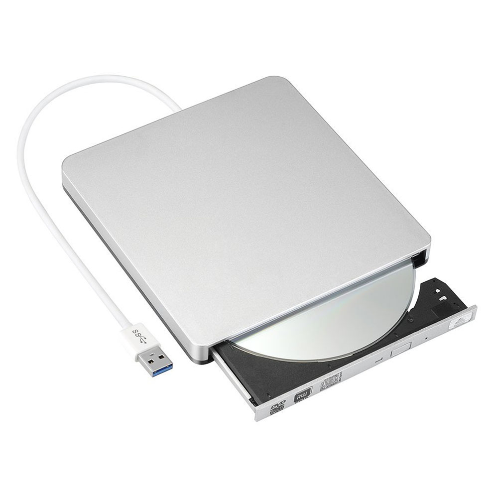 External Slim USB Superdrive 3.0 DVD Burner for Apple and other laptops 2